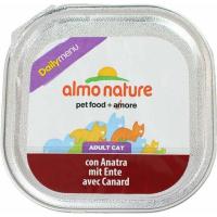 Paté Almo Nature menú diario para gato  - varios  sabores (2)