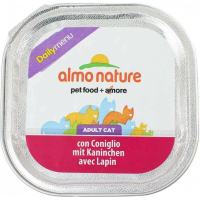 Barquette Almo Nature Daily Menu pour chat 100g (5)