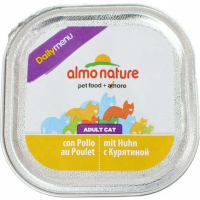 Barquette Almo Nature Daily Menu pour chat 100g (1)