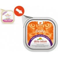 Pâtée ALMO NATURE PFC Daily Menu 100g pour Chat adulte - 7 saveurs au choix
