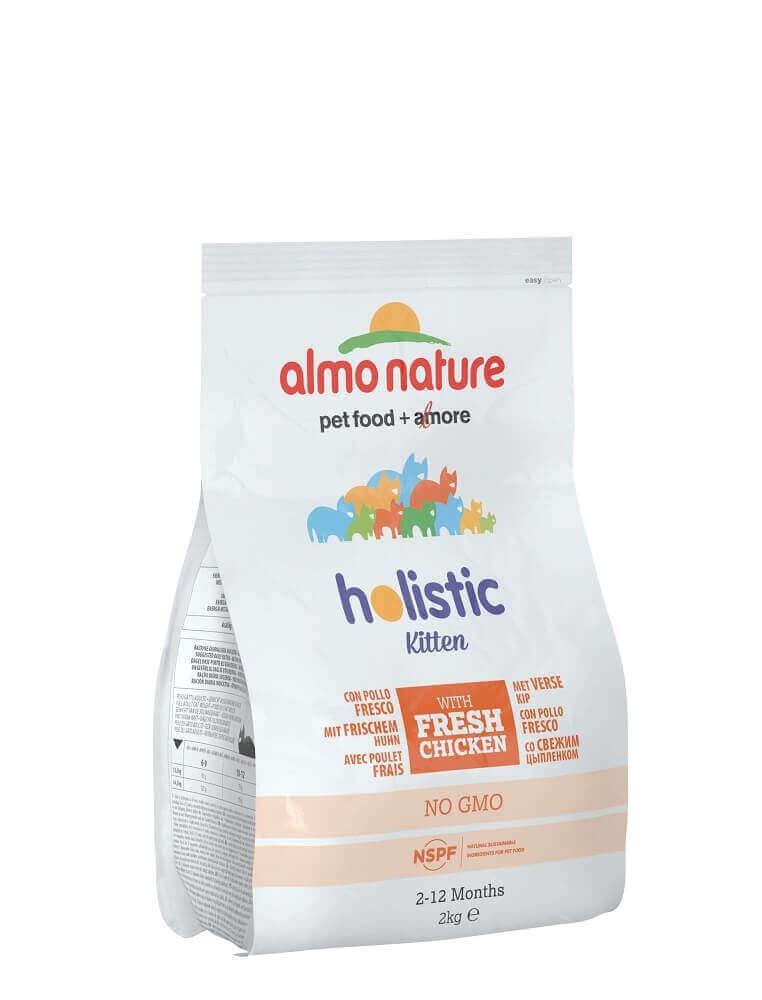 Croquettes Almo Nature Holistic pour chaton_2