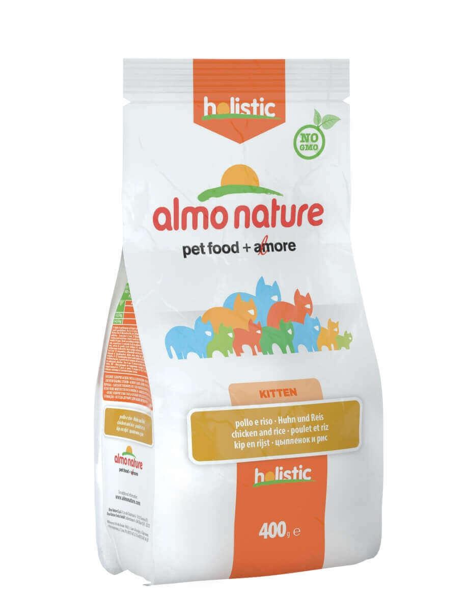 Croquettes Almo Nature Holistic pour chaton_1