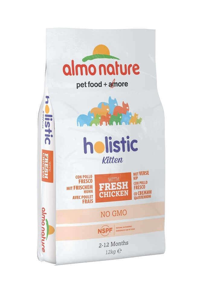 Croquettes Almo Nature Holistic pour chaton_3