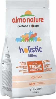 Pienso Almo Nature Holistic para gatitos