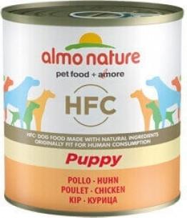 Almo Nature Classic für Welpen mit Hühnchengeschmack