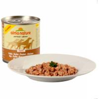 Pâtée Almo Nature Classic pour chiot saveur poulet