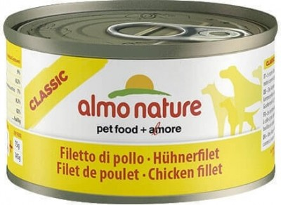 Paté Almo Nature Classic para perro - Diferentes sabores