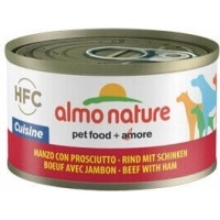 Pâtée ALMO NATURE HFC 95g pour chien adulte - 5 saveurs au choix