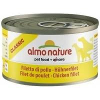 Pâtée Almo Nature Classic pour chien 95g