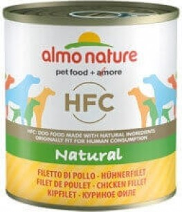 Paté Almo Nature Classic para perro - Varios sabores