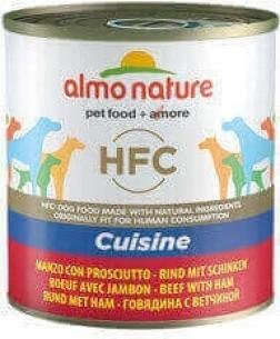 Pâtée ALMO NATURE HFC Classic 280g pour chien adulte - 9 saveurs au choix