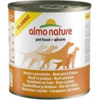 Paté Almo Nature Classic para perro - Varios sabores (1)