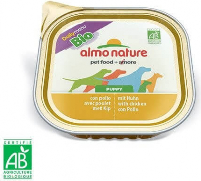 Almo Nature Daily Menu Organic Puppy