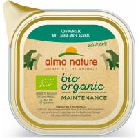 Barquettes Almo Nature Daily Menu Bio pour chien - 100 g