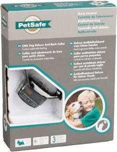 Collier anti-aboiements pour petit chien - LITTLE DOG DELUXE ANTI-BARK