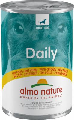 Comida en lata Almo Nature Daily menu para perro adulto