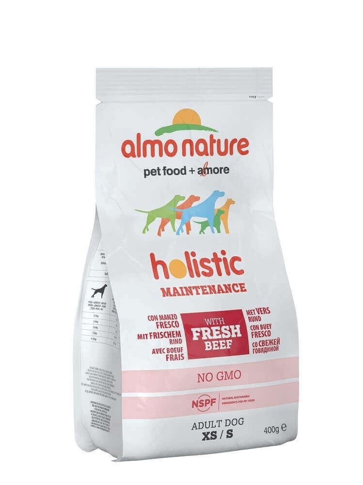 Almo Nature Dog Food Analysis