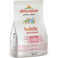 ALMO NATURE PFC Holistic Small pour Chien adulte de Petite Taille - 3 saveurs au choix