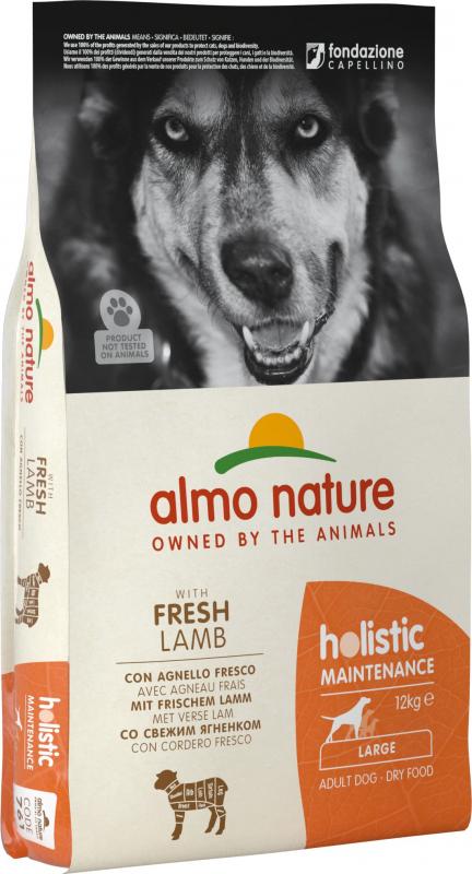 ALMO NATURE PFC Holistic Large pour Chien de Grande Taille - 4 saveurs au choix