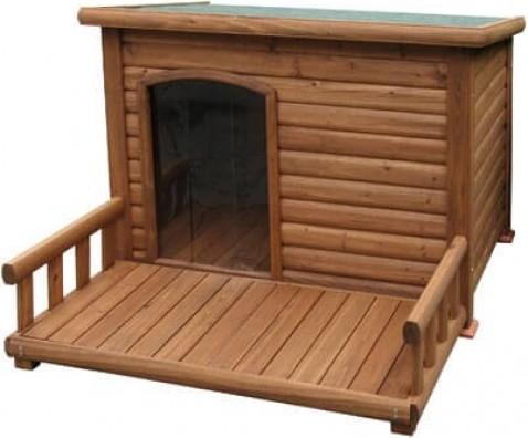 hundeh tte mit terrasse hundeh tten. Black Bedroom Furniture Sets. Home Design Ideas