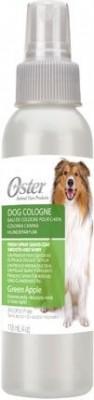 Parfum pour chien pomme verte poil lisse et brillant