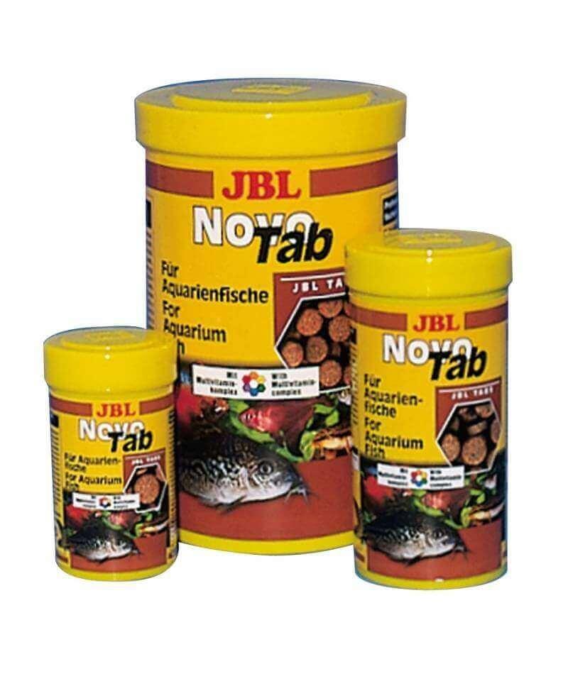 Novotab 250ml alimento para peces de fondo comida en for Comida para peces