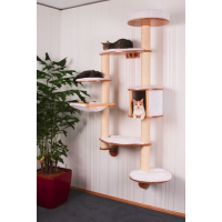 Dolomit XL Wall Mounted Cat Scratching Post System