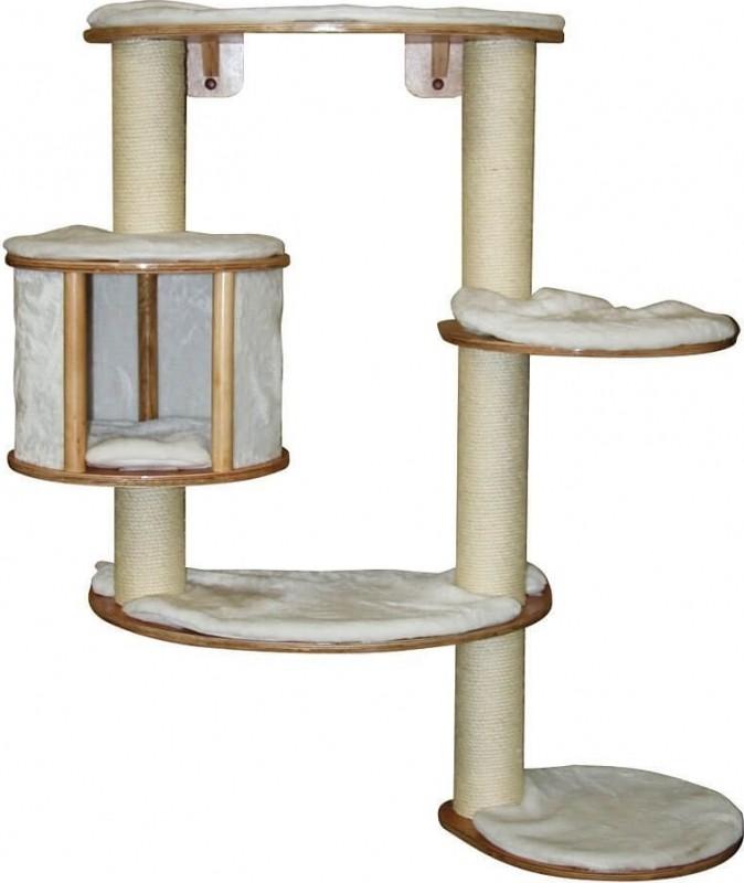 kratzbaum dolomit pro welcher an der wand zu befestigen ist. Black Bedroom Furniture Sets. Home Design Ideas