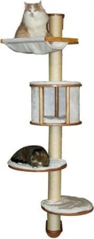 kratzbaum dolomit an der wand zu montieren. Black Bedroom Furniture Sets. Home Design Ideas