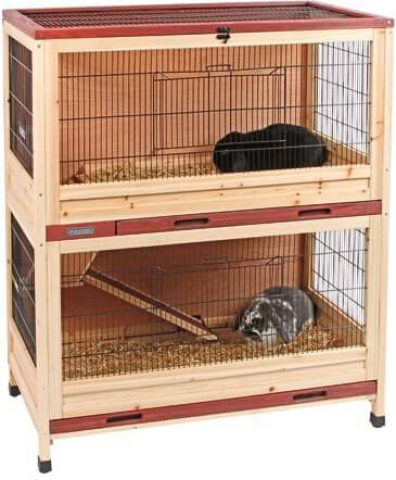 cage lapin et cage lapin nain. Black Bedroom Furniture Sets. Home Design Ideas