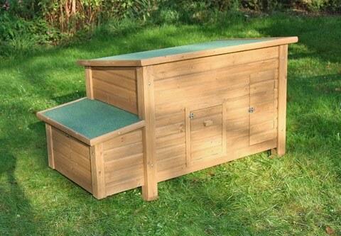 poulailler sans parc pas cher poulailler. Black Bedroom Furniture Sets. Home Design Ideas