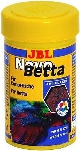 JBL NovoBetta Food flakes for fighting fish