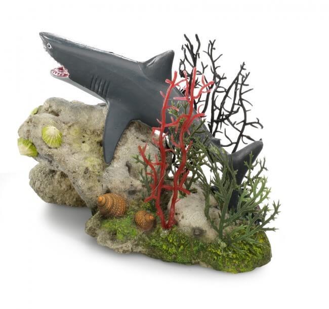D Coration Aquarium Fantaisie
