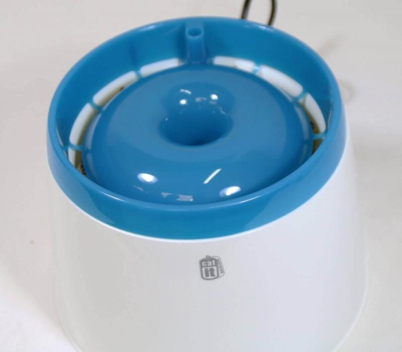 Fontaine à eau Fresh-clear pour chat et petit chien