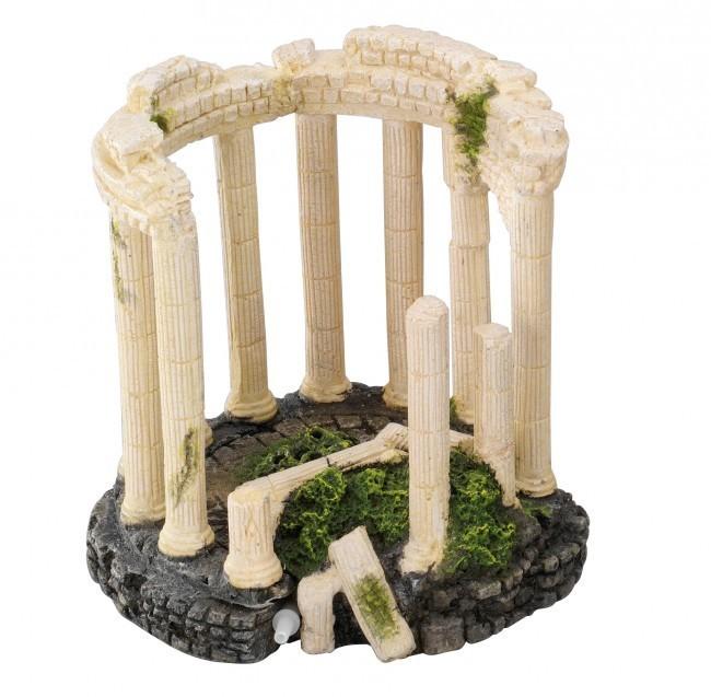 D coration aquarium colonnes romaines d cor fantaisie for Achat deco aquarium