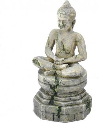 Decoración para acuarios estatua de Buda