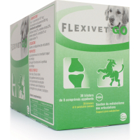 CEVA Flexivet - Complément alimentaire pour les articulations du chien et du chat