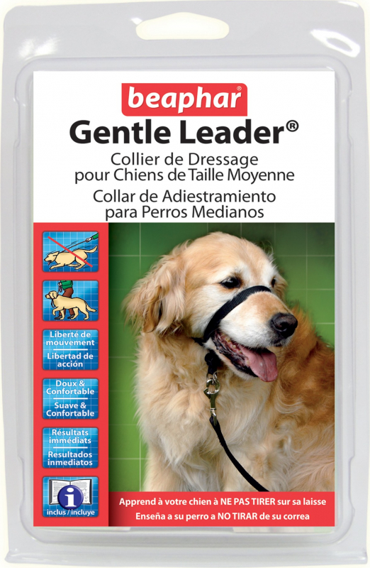 Gentle Leader - collier de dressage pour chien