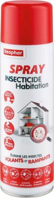 Spray Insecticide Habitation - Behandlung von Wohnräumen