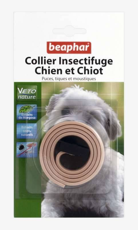 collier r pulsif antiparasitaire pour chien et chiot vetopure collier anti parasites. Black Bedroom Furniture Sets. Home Design Ideas