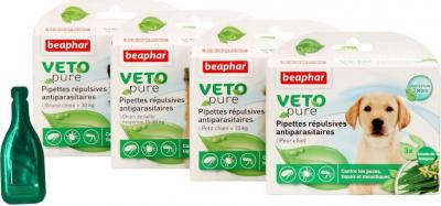 Anti-Parasiten Pipetten Vetonature