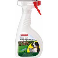 Spray anti-marquage urinaire extérieur pour chien et chat