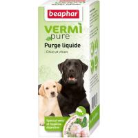Pflanzliche Spüllösung für Hunde von Vetonature