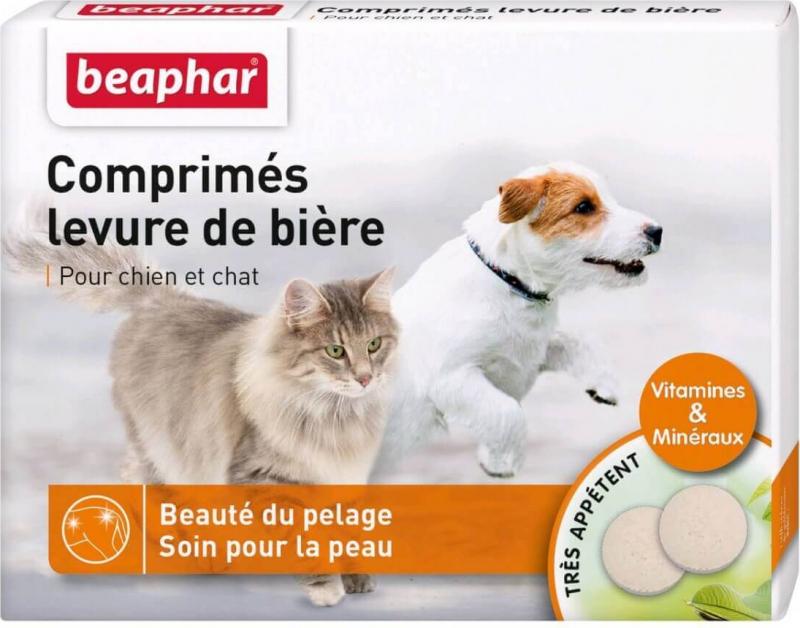 Levure de bière - Peau et Pelage du chien et du chat