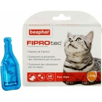 FIPROtec Solution spot-on pour chat au Fipronil