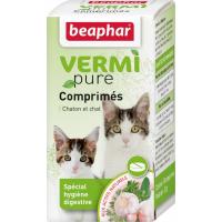 VERMIpure® plantenpoelingstabletten voor katten