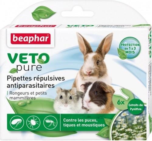 Anti-Parasiten Pipetten für Nagetiere und kleine Säugetiere