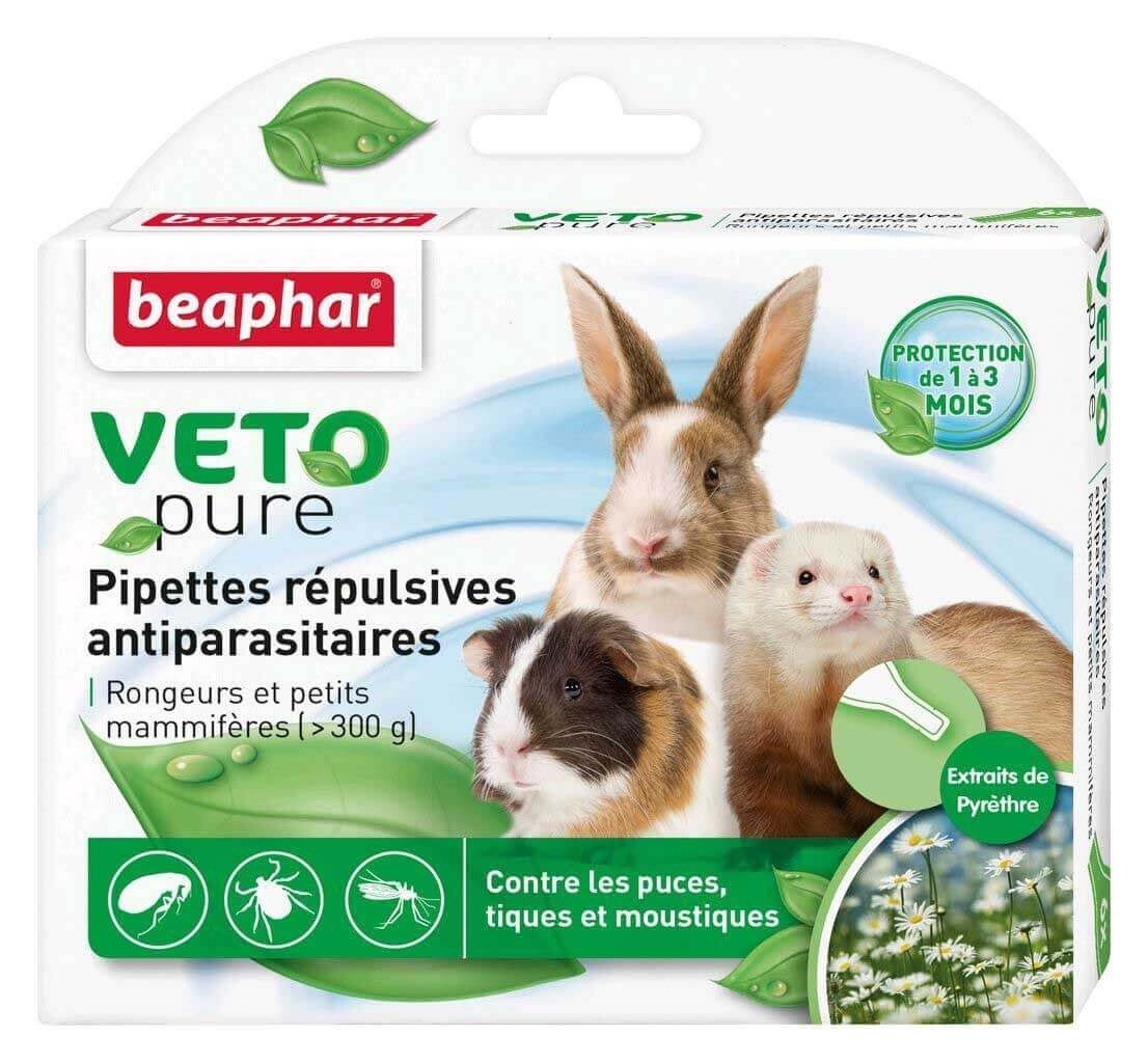 Beaphar Flea and Tick Drops for Small Mammals_0