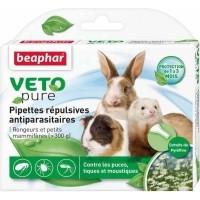 Pipettes répulsives antiparasitaires rongeurs et petits mammifères (1)