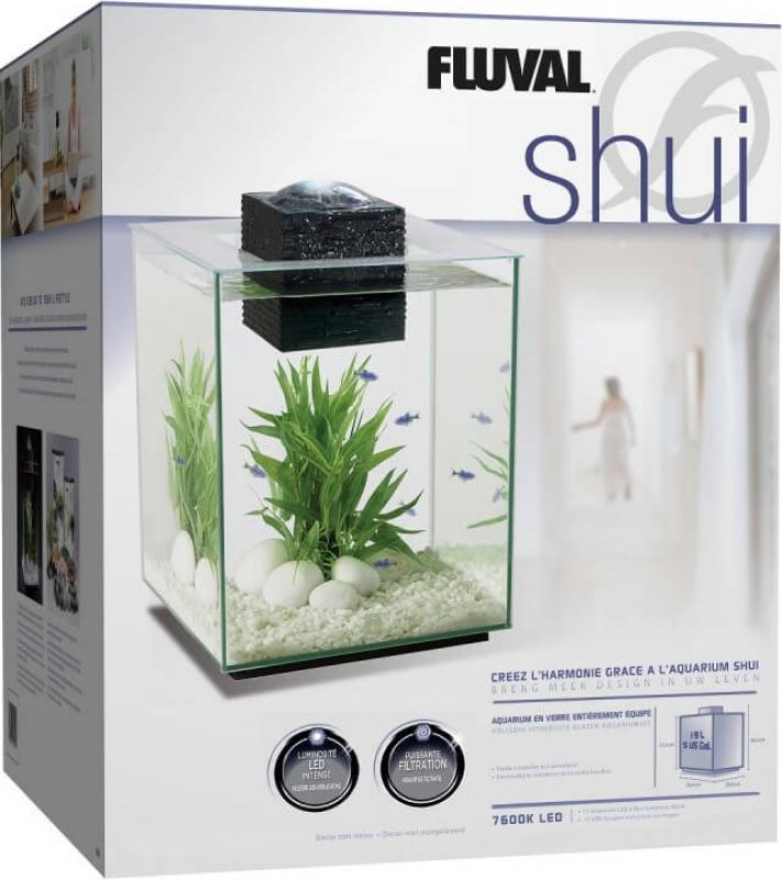 Aquarium Fluval Shui II 19L